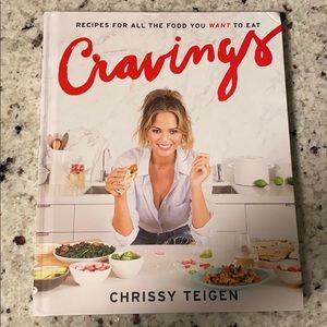Chrissy Steiger Cravings Cook Book